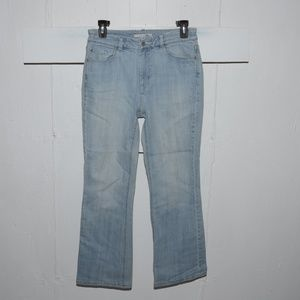 Chico's charm womens jeans size 1 S 5023